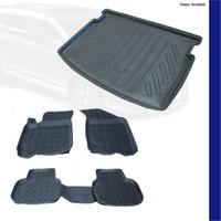 Hyundai İ30 Bagaj Havuzu Ve 3D Paspas 2008-2011