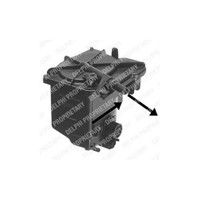 Delphı Hdf939 Mazot Fıltresı Berlıngo-C3-C4-C5-Xsara-Pıcasso-P206-P207-P307-Fıesta-Focus-C Max 1,6 Tdcı 1,6 Hdı