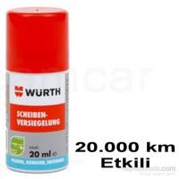 Würth 20.000 km Yağmur Kaydırıcı 20 Ml. Made in EU