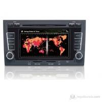 """Navimex AUDI A4 NAV9905HD 6,2"""" Dokunmatik HD Ekranlı TV'li-Navigasyonlu Multimedya sistem"""