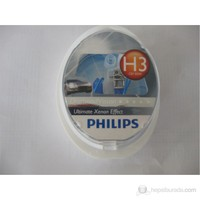 Philips H3 12V Diamond Vision 5000 Kelvin