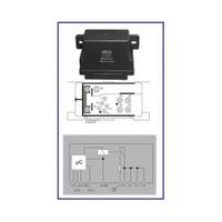 Huco 132160 Kızdırma Rolesi - Marka: Ml - W202 - Yıl: 94-97 - Motor: Om604