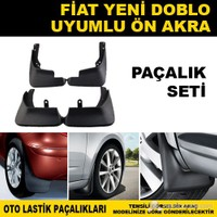 Otocontrol Fiat Yeni Doblo Ön Arka Paçalık Seti 41153