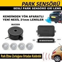 Sesli Park Sensörü Kendinden Yön Aparatlı Gri Lens 21 mm 41200