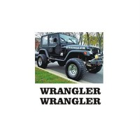 Sticker Masters Wrangler Sticker