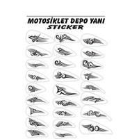 Sticker Masters Cooper Depo Sticker Set-3