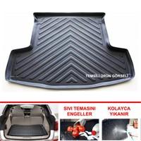 Toyota Yeni Yaris Kalın Stepneli Hb 5 Kapı 2011 Sonrası 3D Bagaj Havuzu