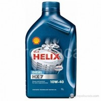 Shell Helix Diesel HX7 10W-40 1 Lt. Sentetik Teknolojili Motor Yağı A05E