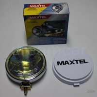 Maxtel 175mm Yuvarlak Rainbow Lens Sis Farı JF161CL