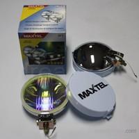 Maxtel JF601CL 138mm Yuvarlak Rainbow Sis Farı Takım