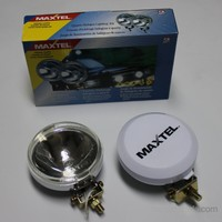 Maxtel 117mm Yuvarlak Şeffaf Lens Sis Farı Tk. JF506CW