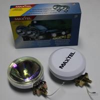 Maxtel 117mm Yuvarlak Rainbow Lens Sis Farı Tk. JF506CL