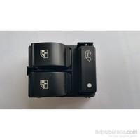 Peugeot Boxer Iıı - Jumper Sol Çiftli - Çerçevesiz Cam Düğmesi