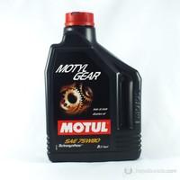MOTUL Motylgear 75W80 Ultra Performance Şanzıman Ve Diferansiyel Yağı 3381a