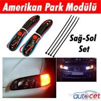 AutoCet Amerikan Park Sinyal Modülü 3496a
