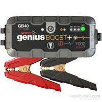 Noco Genius Gb40 12V 1000Amp Ultrasafe Lityum Akü Takviye + Powerbank + Led Lamba