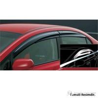 AutoCet Honda Cıvıc 2006 Mugen 4lü Rüzgarlık Seti -3312a