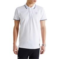 Jack & Jones T-Shirt Jjcothom Polo Ss Noos 12092286-Wht