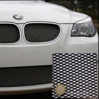 Dreamcar No:3 Aluminyum Siyah Grill Panjur Teli 100 cmX 20 cm 8021042