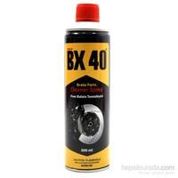 Nano Bor-x BX 40 Borlu FREN BALATA Ses Kesici Temizleme Spreyi 09k008