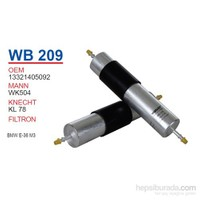 Wunder BMW E36 M3 S50 Yağ Filtresi OEM NO:13321405092
