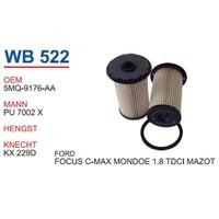 Wunder Ford Focus C-Max Mazot Filtresi Oem No:5Mq-9176-Aa