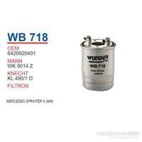 Wunder MERCEDES SPRINTER II (906) Mazot Filtresi OEM NO:6420920401