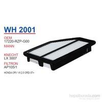 Wunder HONDA CRV VII 2.0 2.2 CRDi 07+ Hava Filtresi OEM NO:17220-RZP-G00