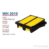 Wunder HONDA JAZZ 1,2 Y.M 02+ Hava Filtresi OEM NO:17220-PWA-Y00