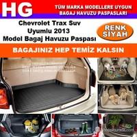 Chevrolet Trax 2013 Siyah Bagaj Havuzu Paspası 38673