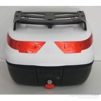 Maxem SL-40 Kargo Beyaz Arka Çanta + Üst Taşıma Demiri + Sırtlık