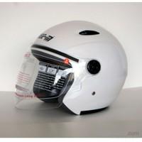 Free-M 601 Açık Kask Beyaz