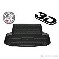 L.Locker Ford Focus 3 HB 2012 Sonrası 3D Bagaj Havuzu