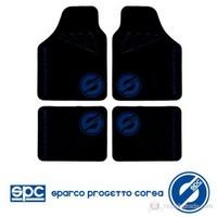 Sparco Progetto Corsa Universal Paspas 4 Parça Siyah SPC1900