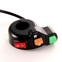 Knmaster Motosiklet Çok Fonksiyonlu Buton / Switch