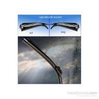 Silbak Audı A6 10/2001 - 03/2005 Arası Muz Silecek Sağ/Sol Set 103688
