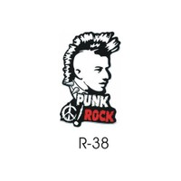 Sticker Masters Punk Rocker Sticker