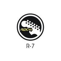 Sticker Masters Rock Gitar Sticker
