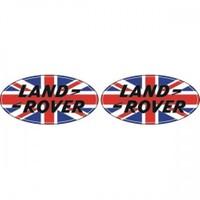 Sticker Masters Land Rover Sticker