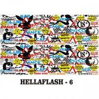 Sticker Masters Hellaflush-6 Sticker
