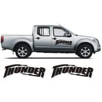 Sticker Masters Nissan Navara Thunder (Şimşek) Sticker