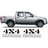 Sticker Masters Nissan Navara 4X4 Sticker Set