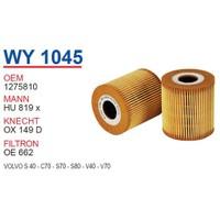 Wunder VOLVO S40 Yağ Filtresi OEM NO:1278810
