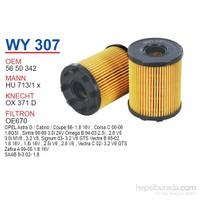 Wunder OPEL CORSA C 1.3 CDTI Yağ Filtresi OEM NO: 5650342