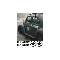 Sticker Masters Woswos U.S Army Sticker Set