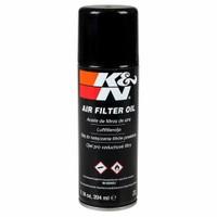K&N Hava Filtre Yağı 204 Ml. 99-0504