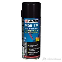 Macota MQE 130 Kontak Temizleyici Sprey 400 ml. Made in Italy 0416808