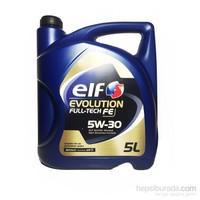 Elf Evolutıon Fulltech Fe 5w30 5 Litre Motor Yağ (Üretim Yılı : 2017)