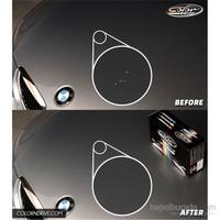 Alfa Romeo 4C [Renk Kod: Bianco (White) - 210] - Color N Drive Taş İzi ve Çizik Rötüş Sistemi