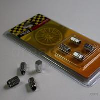 Dreamcar Aluminyum Sibop Kapağı 4'lü Set 8010003